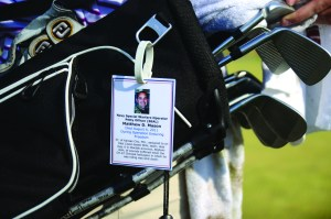 Caddying their Honor