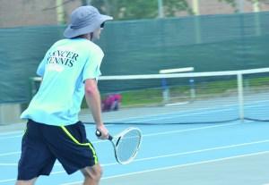 Girls' Tennis Regional Win
