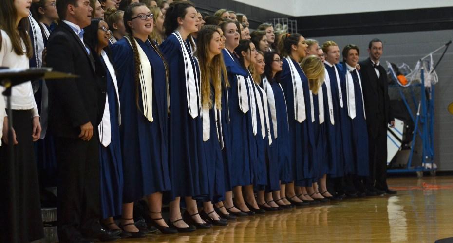 Live Broadcast: Winter Choir Concert