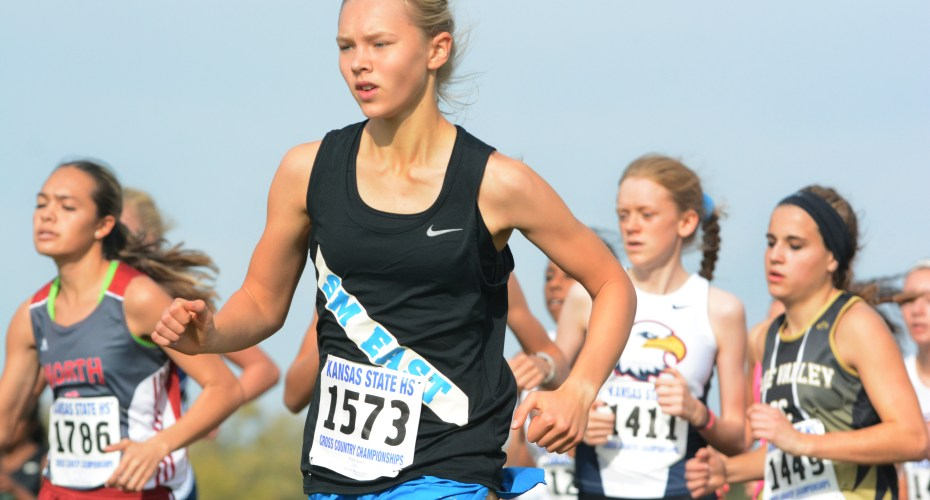 Gallery and Recap: Cross Country Competes in State