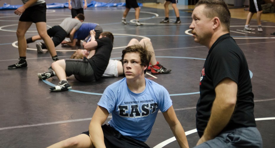 Wrestlers Use Extreme Dieting and Workouts to Lose Weight