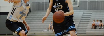 Gallery: Boys Basketball Black and Blue Scrimmage