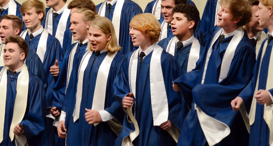 Live Broadcast: Fall 2017 Choir Concert