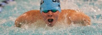 Recap: Boy's Swim vs Olathe East