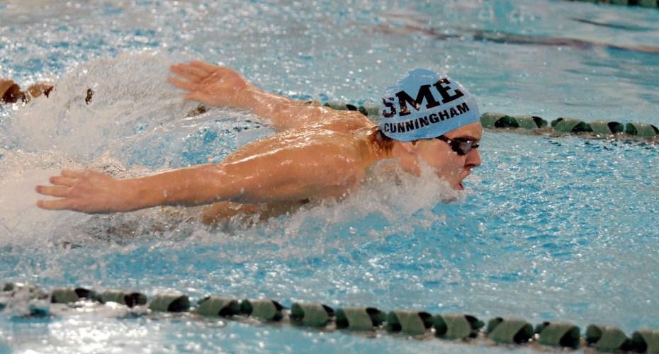 Gallery: Boys' Swim Shawnee Mission District Meet