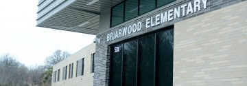 Students and Faculty Return to Newly Updated Briarwood