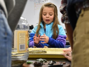 Gallery: Elementary School Kids Visit East Environmental Ed