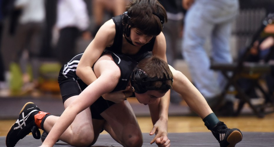 Gallery: JV Wrestling vs Blue Valley West