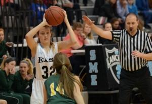 Live Broadcast: Varsity Girls' Basketball vs. SM Northwest (Sub-State)