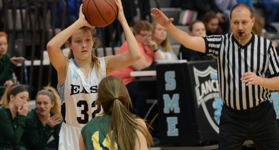 Live Broadcast: Varsity Girls' Basketball vs. SM Northwest (Sub-State)