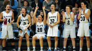 Gallery: Girls Varsity Basketball vs Olathe South
