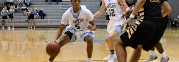 Gallery: Varsity Boys Basketball vs. Shawnee Mission West