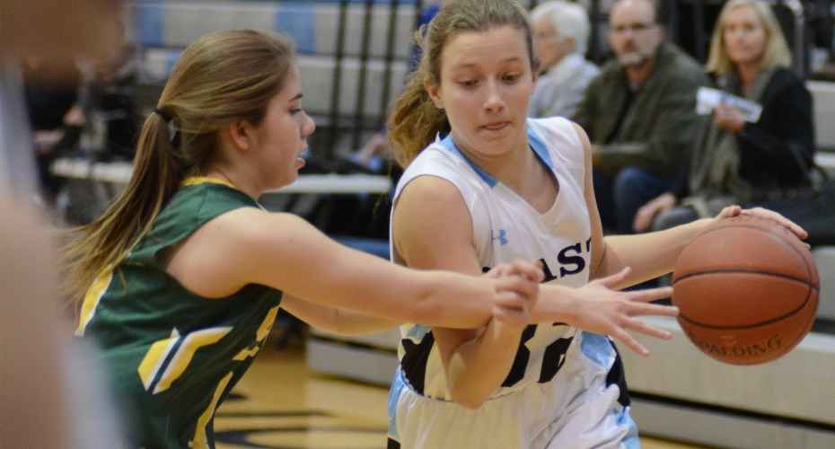 Gallery: Girls JV Basketball vs Shawnee Mission South