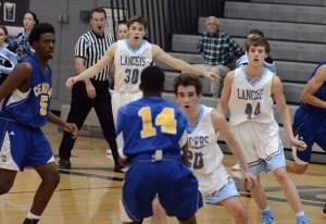 Gallery: Boy's JV Basketball game vs. Center