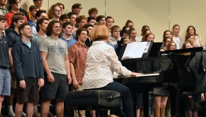 Gallery: Choir Rehearsal