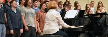 Gallery: Choir Rehearsal