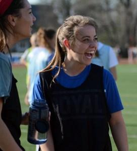 Gallery: Girls Varsity Soccer Practice