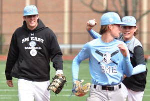 Gallery: Boys Baseball Practice