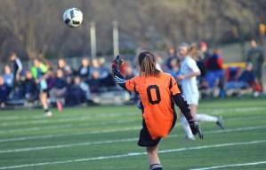 Gallery: JV vs Varsity Girls Soccer Scrimmage