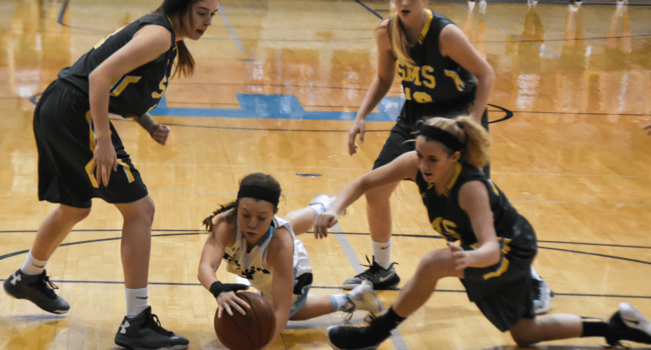 Girls' Basketball Players Reflect on the Season Q&A