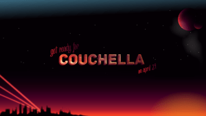 Sign up to play at Couchella