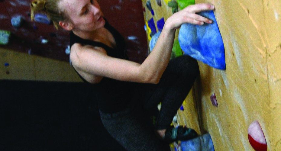 Relationships Through Rock Climbing