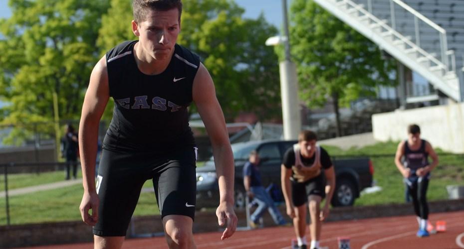 Gallery: Freshman Track Meet at Shawnee Mission North