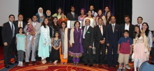 Mr. Muhammad Wins Crescent Peace Award