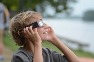 Science City Solar Eclipse Event Review