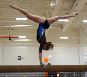 Gallery: Girl's Gymnastics District Meet