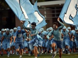 Gallery: Varsity Football vs Rockhurst