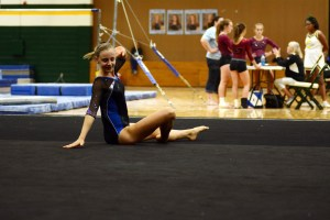 Girls Varsity & JV Gymnastics Meet