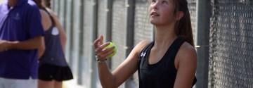 Gallery: JV/Varsity Tennis Vs. Notre Dame de Sion