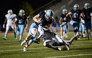 Gallery: Boys' Varsity Football vs. Gardener