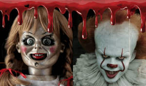 Horror Movie Review: Annabelle Creation and It