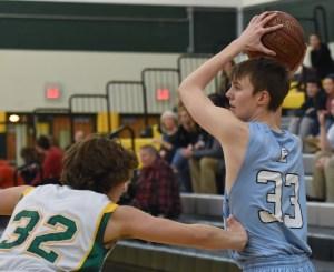 Gallery: Boys Sophomore Basketball vs. SMS