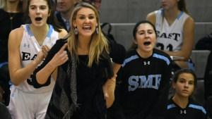 Gallery: Girls Varsity Basketball vs. Olathe North