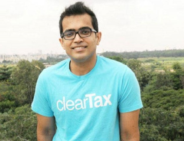 Archit Gupta, Chief Executive of ClearTax