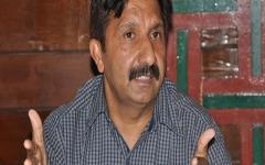 Industries Minister Mukesh Agnihotri