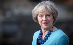 British PM Theresa May to lead trade delegation to India