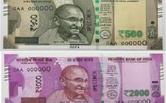 2000 And 500 Rupees Ki New Note Ke Features In Hindi