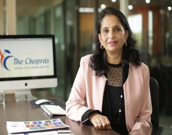 Natasha Chopra - The Chopras