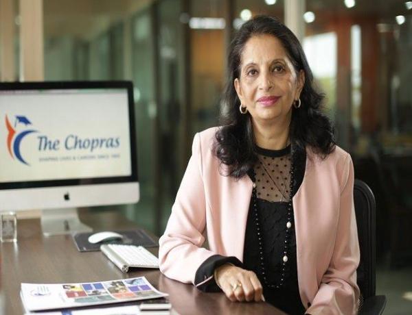 Natasha Chopra - The Chopras