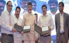 AP signs MoUs with NSE & QCI to ease MSME listing & create quality products