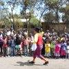 ケニアボランティアパフォーマンス