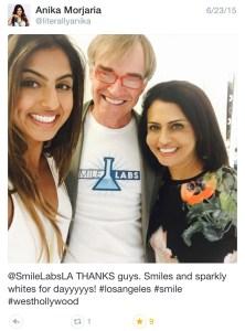 Social Media Smiles