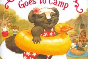 Sweet Briar Goes to Camp by Karma Wilson, illustrated by LeUyen Pham