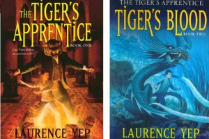 Tiger's Apprentice: Book One and Tiger's Blood: Book Two by Laurence Yep