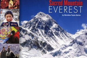 Sacred Mountain Everest by Christine Taylor-Butler [in Bloomsbury Review]