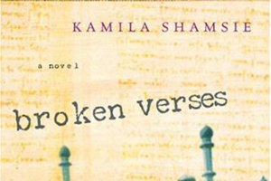 Broken Verses: A Novel by Kamila Shamsie